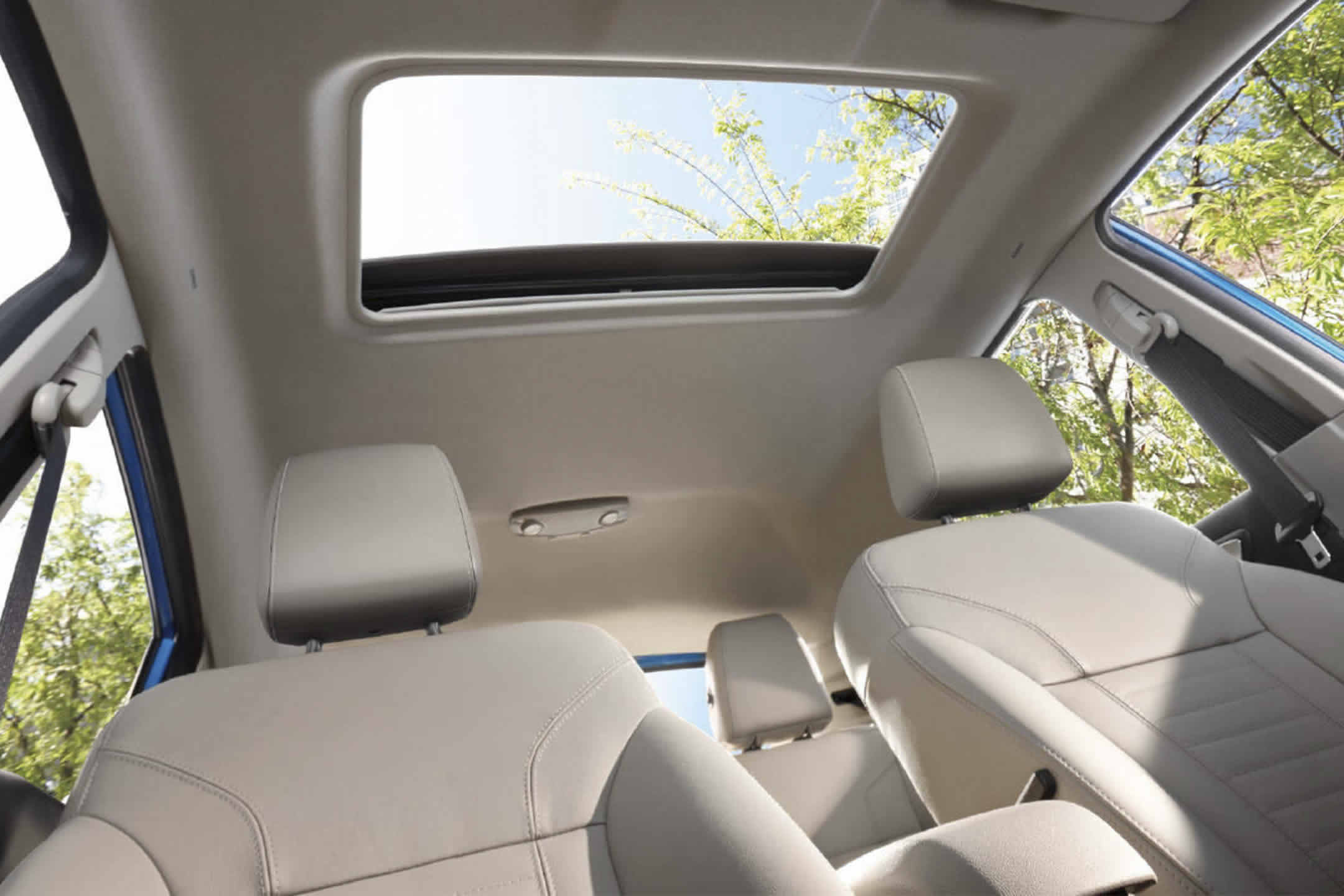 2017 Ford Fiesta Moonroof