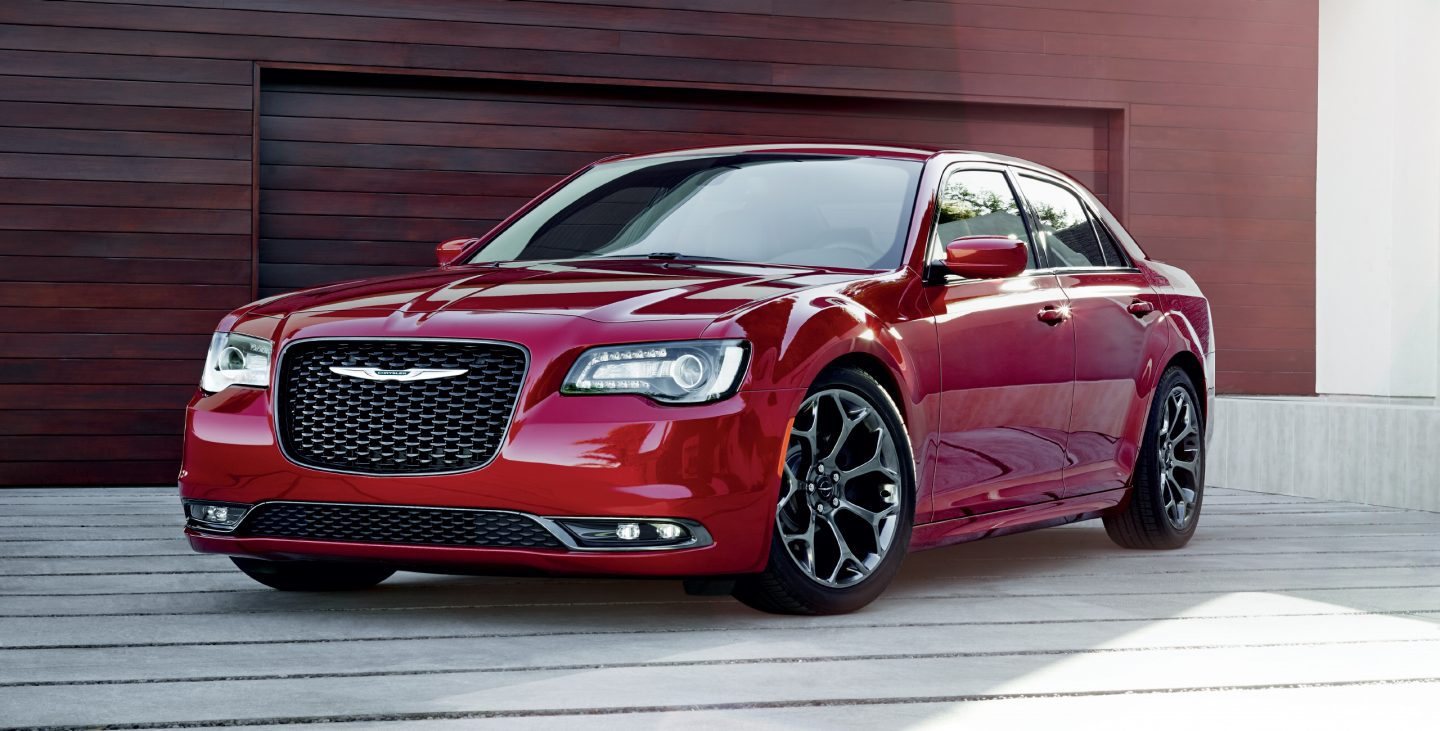 2017 Chrysler 300 in Bristol