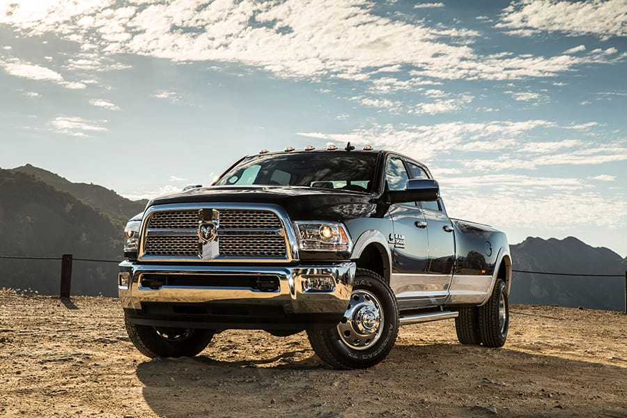 new Ram 3500 in garner