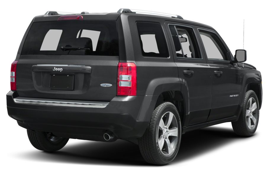 2017 Jeep Patriot GA