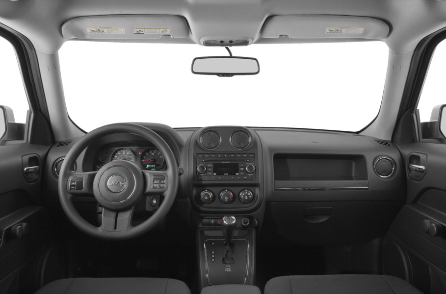Jeep Patriot Interior