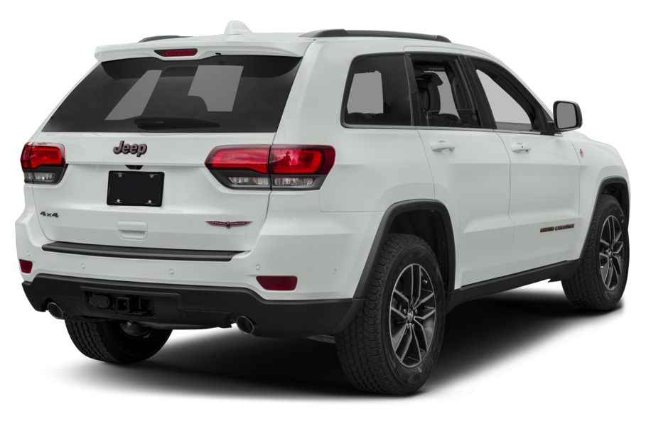 Jeep Grand Cherokee in al
