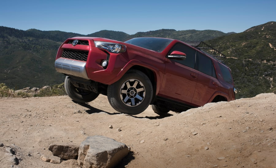 2017 Toyota 4Runner Merriam