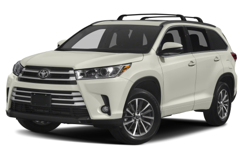 Toyota Highlander Green Brook