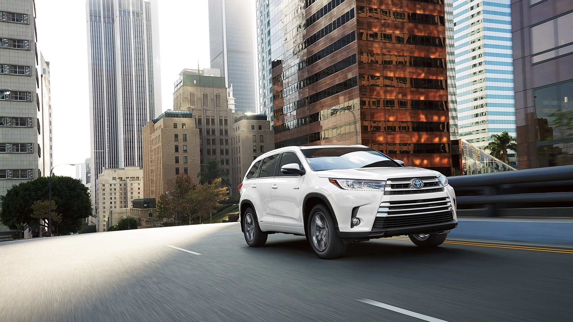 2017 Toyota Highlander Merriam