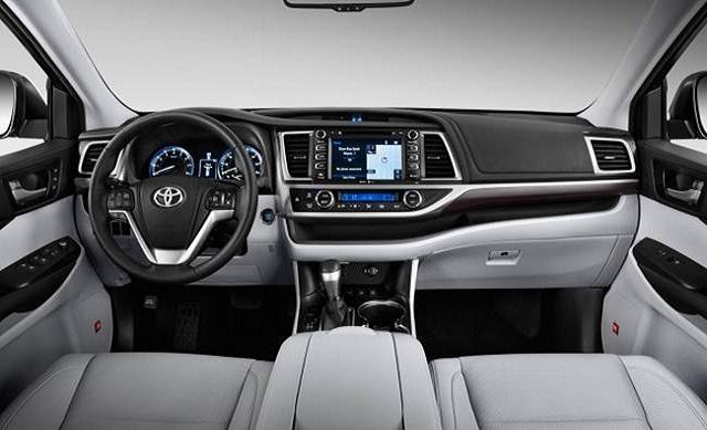 Toyota Highlander NC