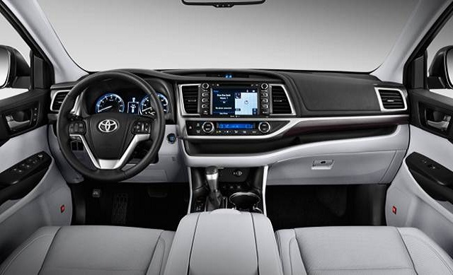 Toyota Highlander NJ