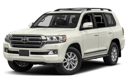 Toyota Land Cruiser Green Brook