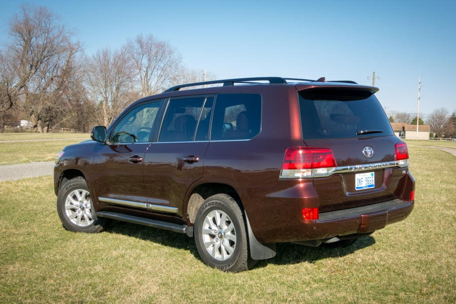 New Toyota Land Cruiser in Green Brook