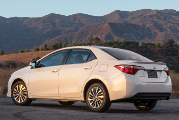 New Toyota Corolla in Asheboro