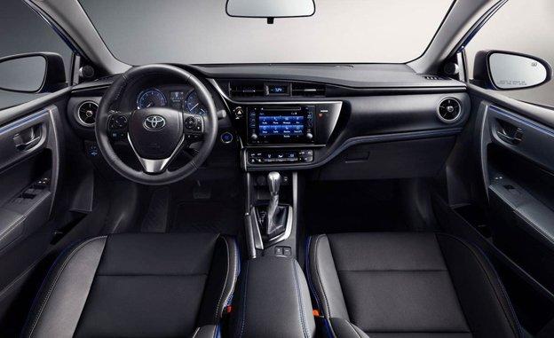 Toyota Corolla MA