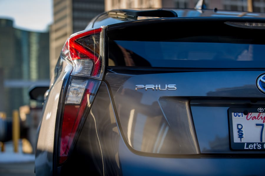 New Toyota Prius in Merriam