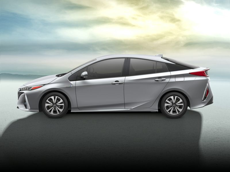 New Toyota Prius Prime Green Brook