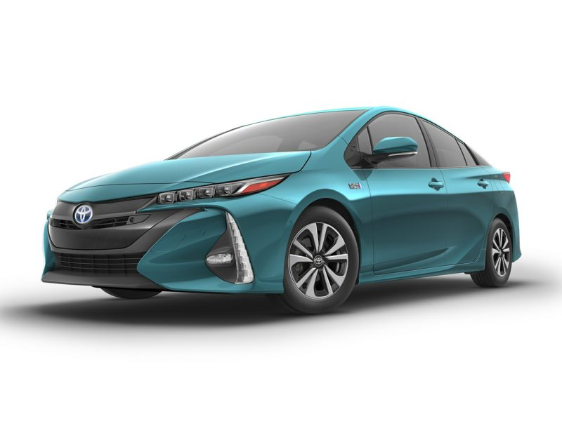 2017 Toyota Prius Prime in Green Brook