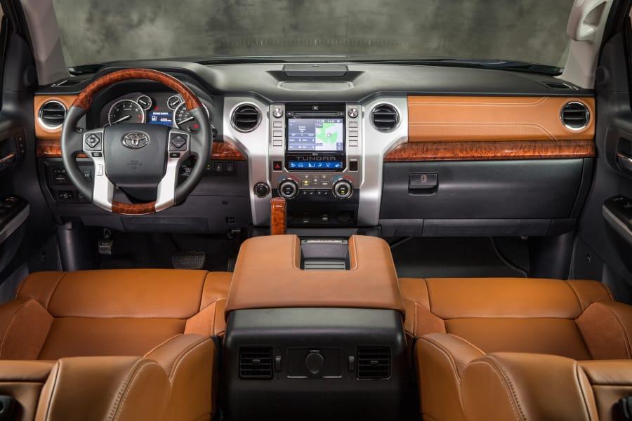 Toyota Tundra NC