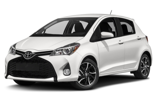 Toyota Yaris Green Brook