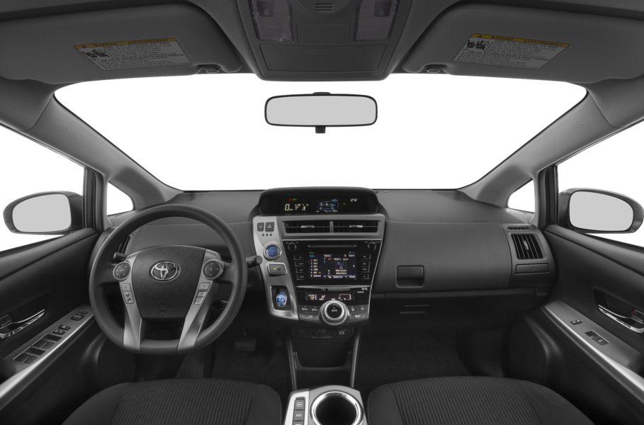 2017 Toyota Prius V NC