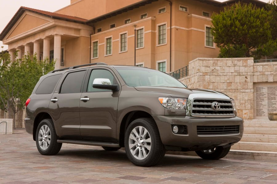 New Toyota Sequoia in North Attleboro