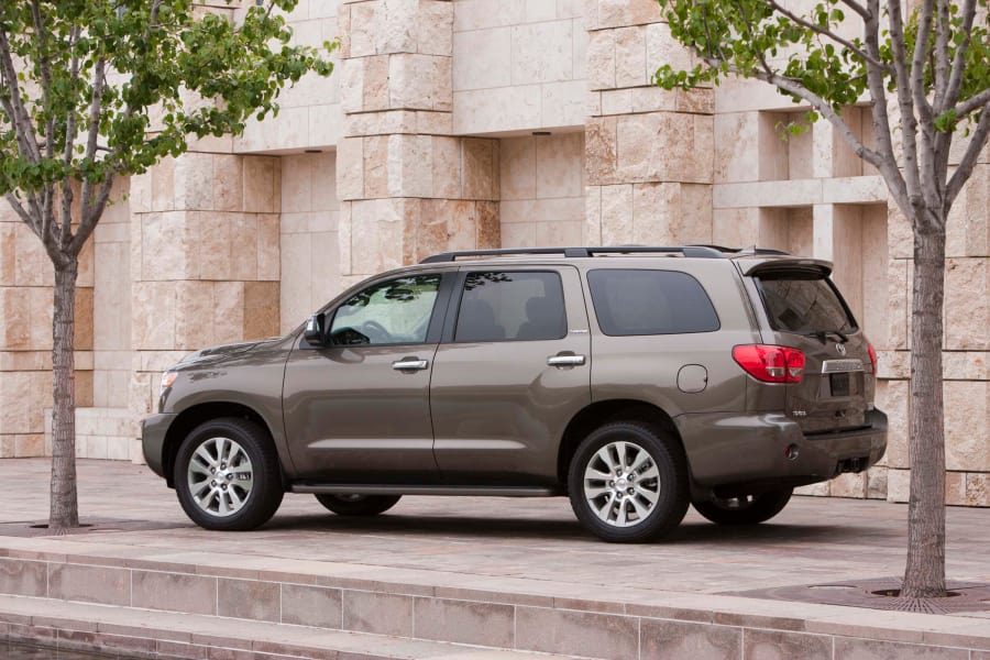 Toyota Sequoia North Attleboro