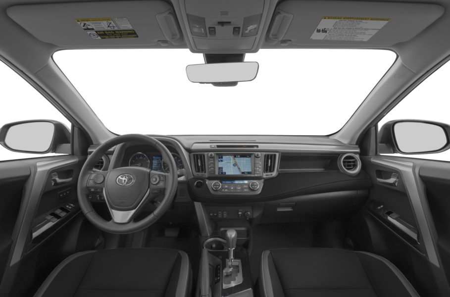 Fresh toyota Rav4 2016 Interior