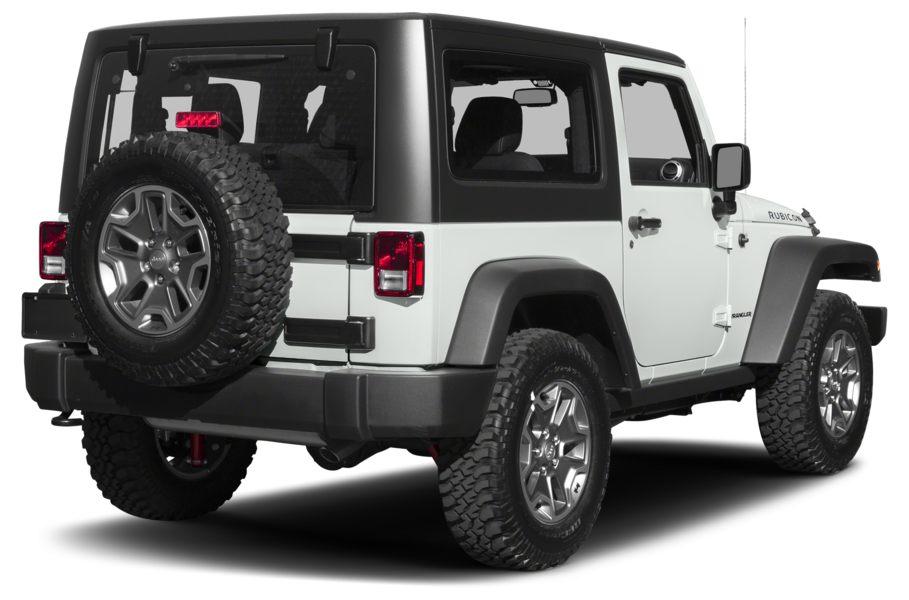 2017 Jeep Wrangler NC
