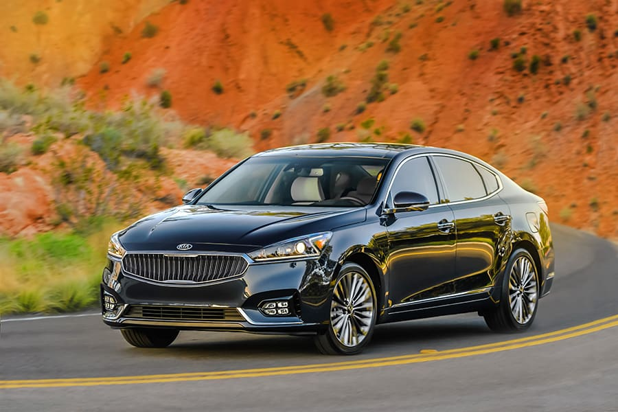 2017 Kia Cadenza Rock Hill