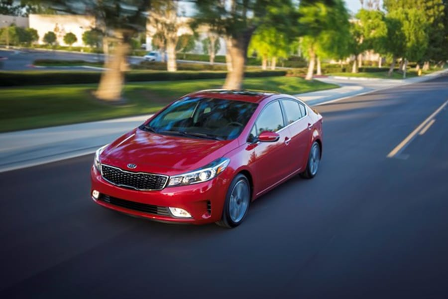2017 Kia Forte Wake Forest