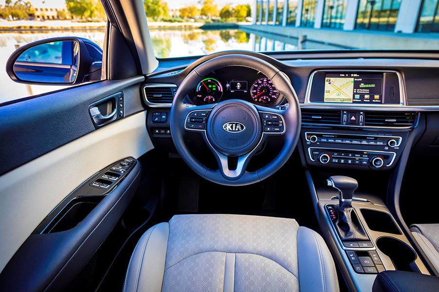 Kia Optima Hybrid SC