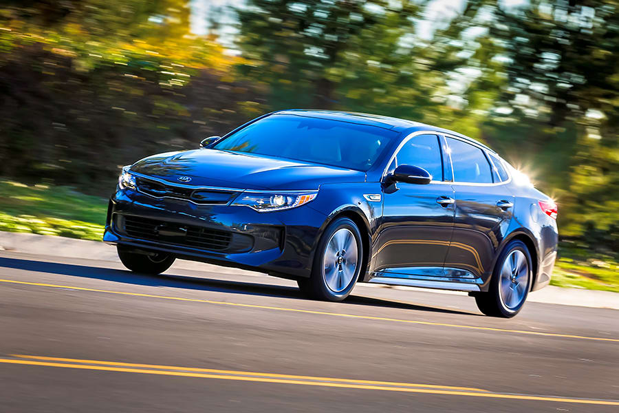 2017 Kia Optima Rock Hill