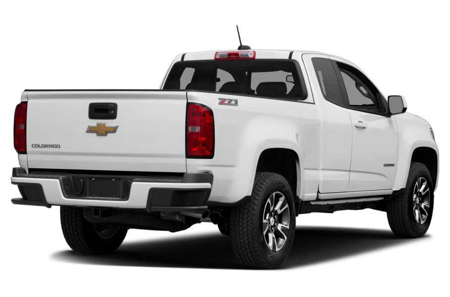New Chevrolet Colorado in charlotte