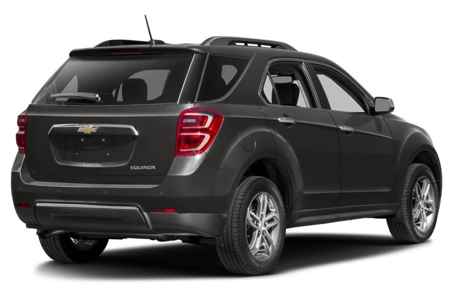 New Chevrolet Equinox in charlotte