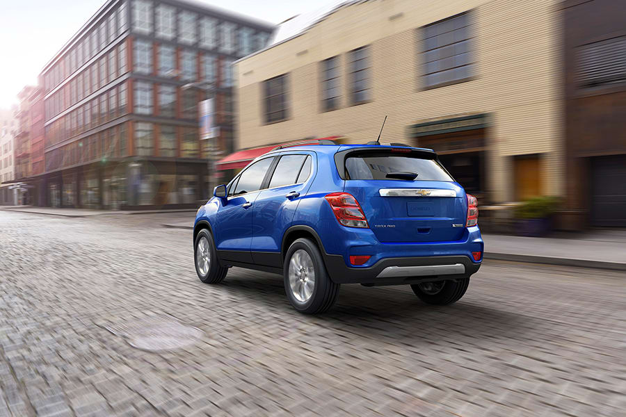 New Chevrolet Trax in Leesburg
