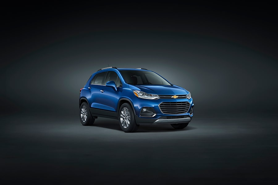 2017 Chevrolet Trax Raleigh