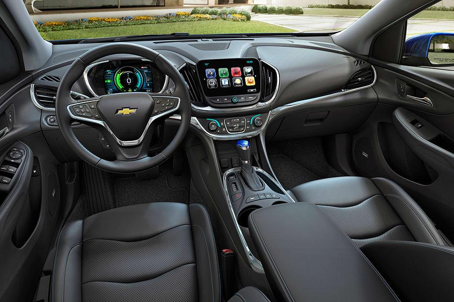 Chevrolet Volt NC