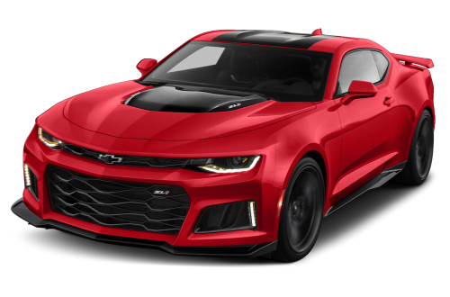 New Chevrolet Camaro in charlottesville