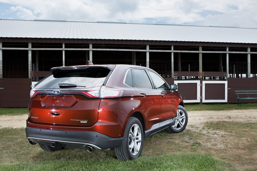 new Ford Edge in Brattleboro