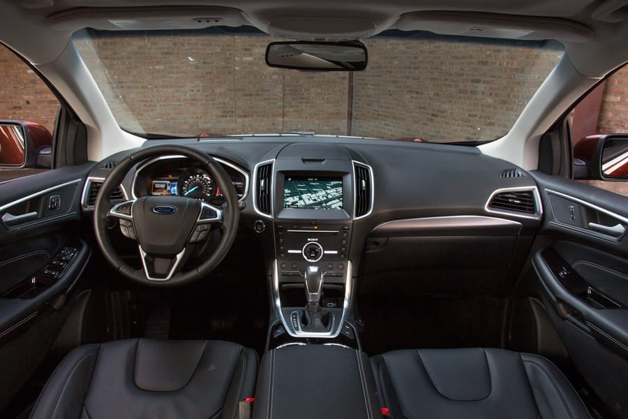 ford edge in durham university ford. Cars Review. Best American Auto & Cars Review