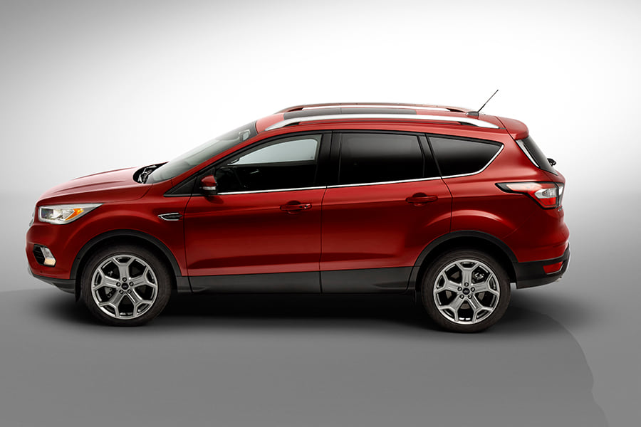 new Ford Escape in Cleveland