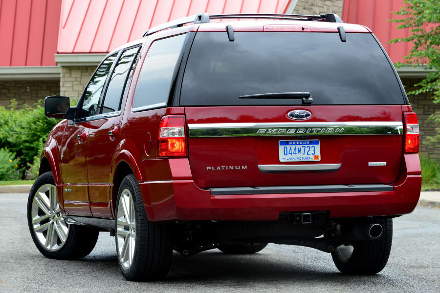 new Ford Expedition in Cleveland