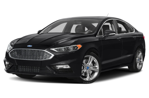 2017 Ford Fusion in Winston-Salem