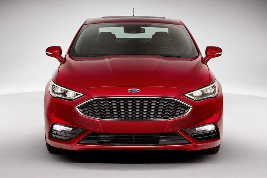 new Ford Fusion in Brattleboro