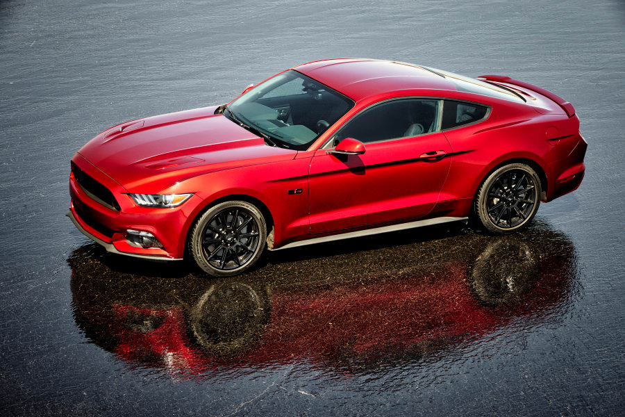 2017 Ford Mustang in TN