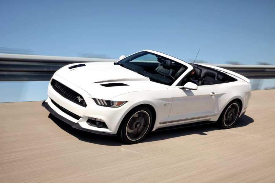 new Ford Mustang in Winston-Salem