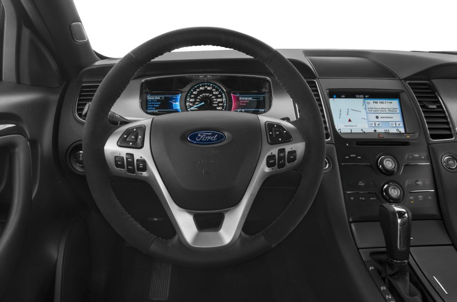 new Ford Taurus in