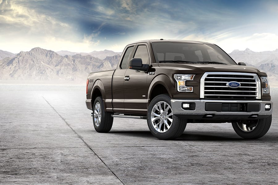 new Ford F-150 in Cleveland