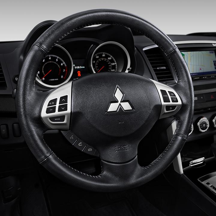 2017 Mitsubishi Lancer GA