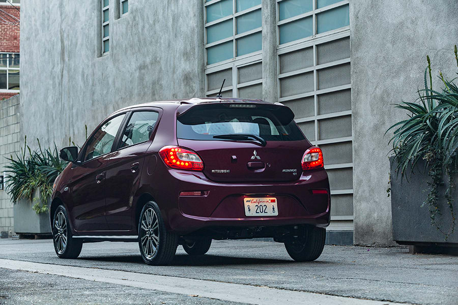 New Mitsubishi Mirage in Winston Salem