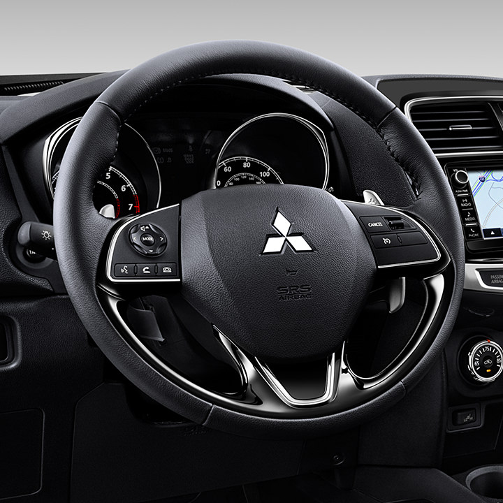 2017 Mitsubishi Outlander Sport NC