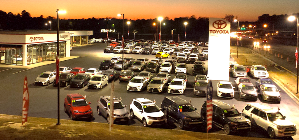 Toyota Dealerships In Nc >> About Us