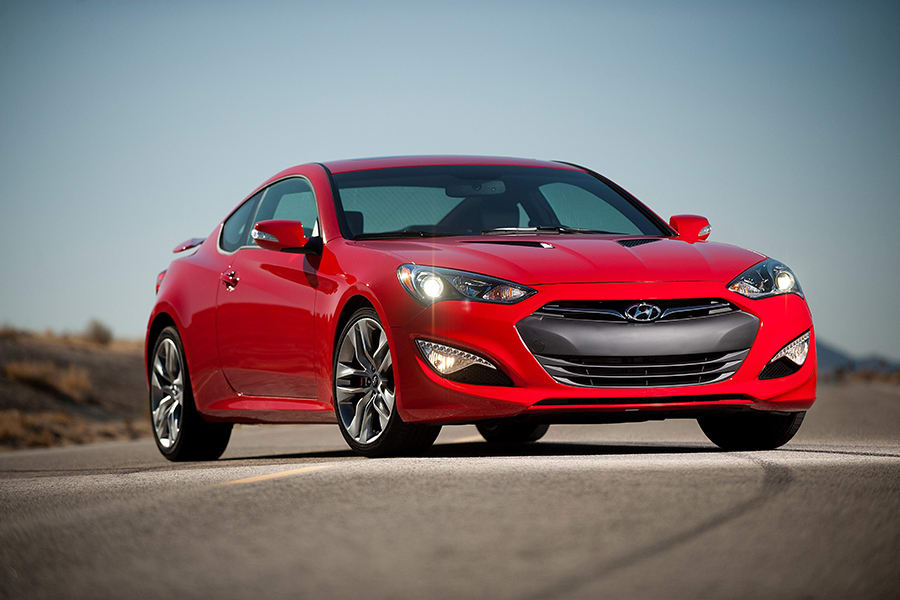 2017 Hyundai Genesis Coupe Greensboro